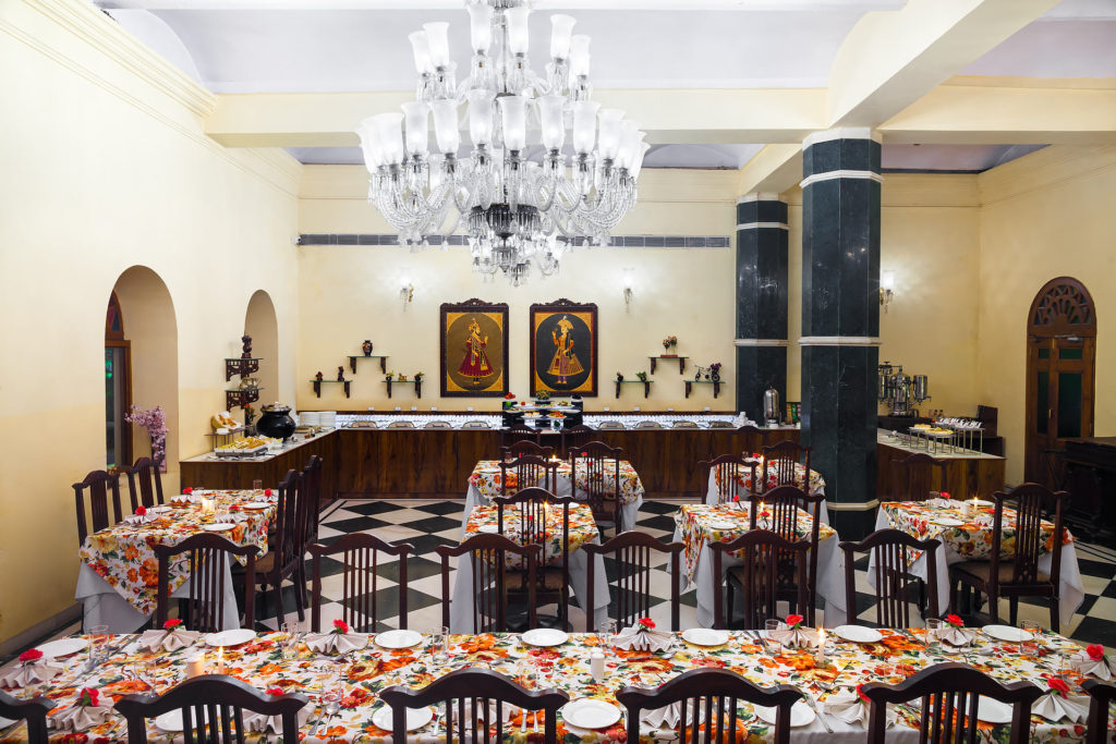 DINE AT SHAHENSHAH restaurant